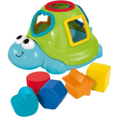 Simba Toys ABC - Formaválogató teknős fürdőjáték babáknak (104010027)