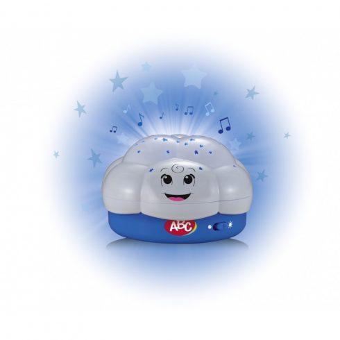 Simba Toys ABC - Világító, zenélő felhő alakú éjszakai fény babáknak (104010190)