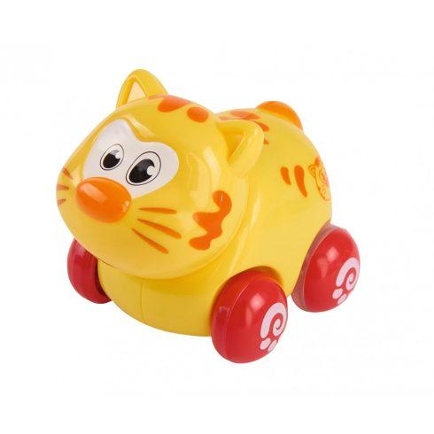 Simba Toys ABC - Guruló, vidám, bólogató állat babáknak - cica (104012074)