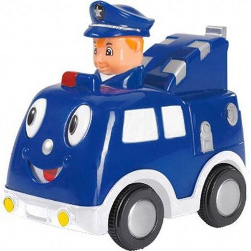 Simba Toys ABC - Press & Go rendőrautó (104014228)