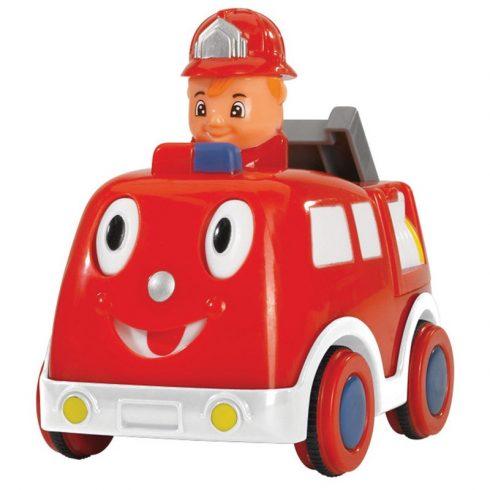 Simba Toys ABC - Press & Go tűzoltóautó (104014228)