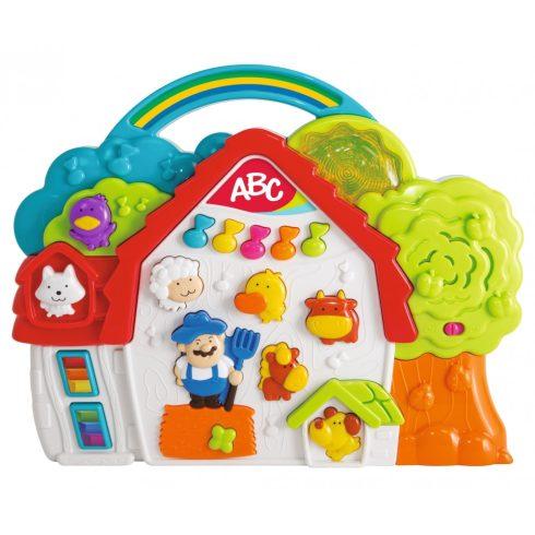 Simba Toys ABC - Nagy állatfarm fénnyel és hanggal (104018189)