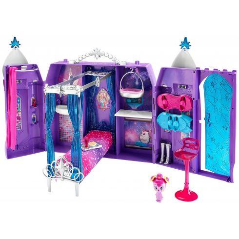 Mattel Barbie DPB51 Csillagok között - Hordozható csillagpalota