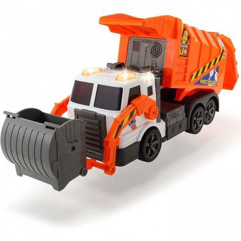 Dickie Toys Action Series - Kukásautó motoros emelővel, fénnyel és hanggal 46cm (203308369)