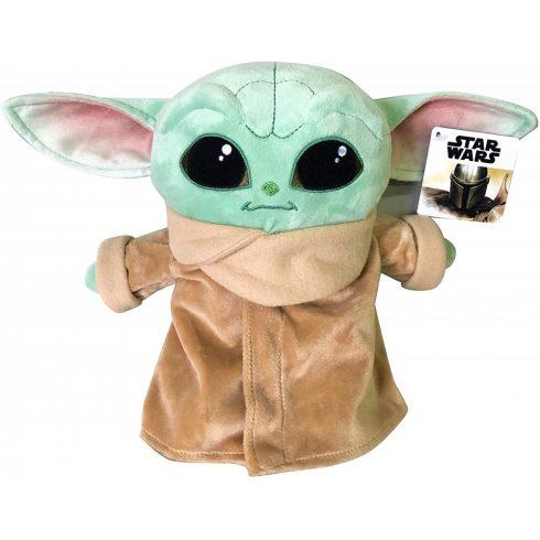 Star Wars Mandolarian Baby Yoda plüss figura 25cm (6315875778)
