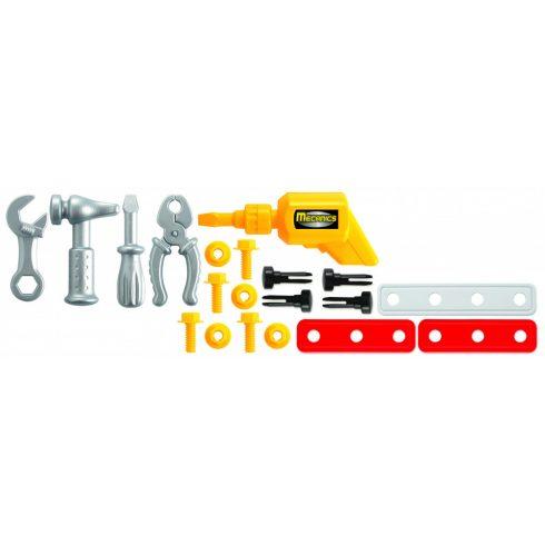 Écoiffier Mecanics 2303 Szerszámkészlet bőröndben