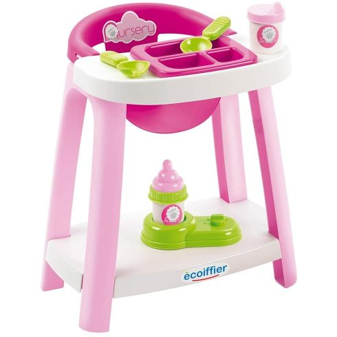 Écoiffier Nursery 2876 Etetőszék játékbabáknak