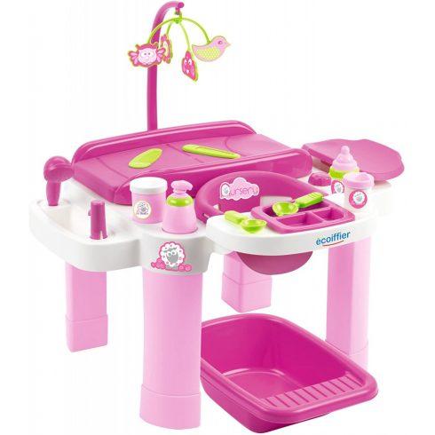 Écoiffier Nursery 2879 Babacenter játékbabáknak