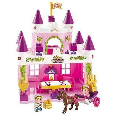 Écoiffier Abrick 3012 Kastély hercegnővel