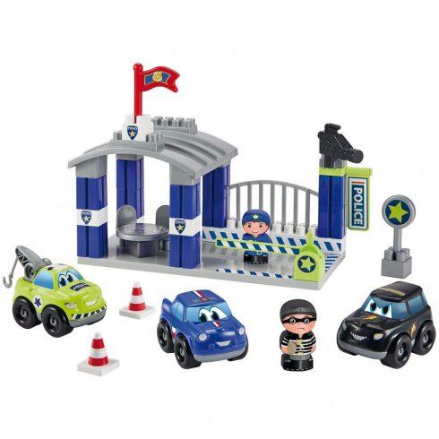 Écoiffier Abrick 3015 Rendőrség