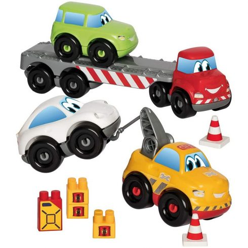 Écoiffier Abrick 3345 Autómentő járművek játékszett