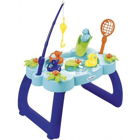 Écoiffier Sport 4610 Horgász asztalka gyerekeknek