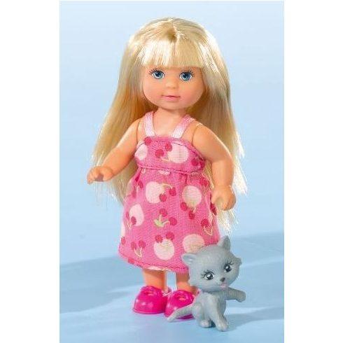 Simba Toys Evi Love - Evi baba cica barátjával (105730513)