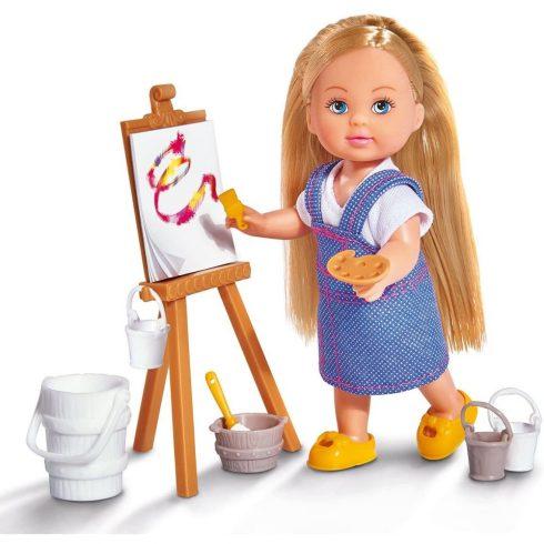 Simba Toys Evi Love - Festőművész Evi baba (105733208)