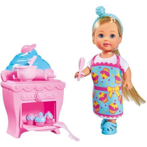 Simba Toys Evi Love - Cukrász Evi baba (105733240)