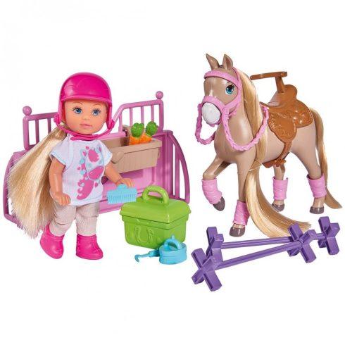 Simba Toys Evi Love - Evi baba lovacskával (105733274038)