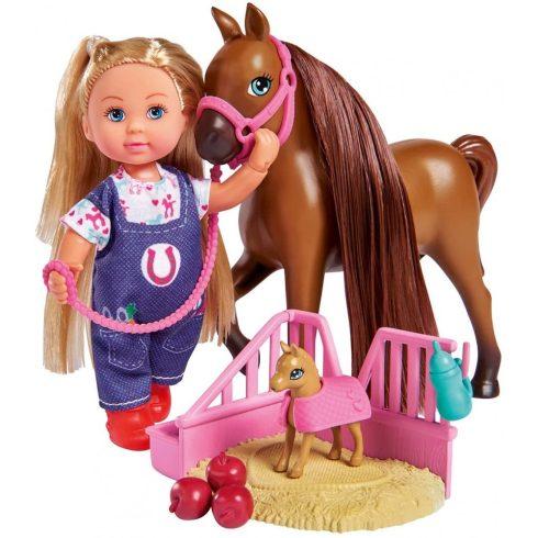 Simba Toys Evi Love - Kiscsikó születése (105733487)