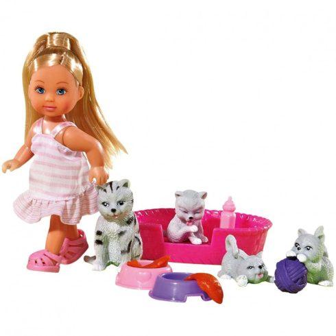 Simba Toys Evi Love - Evi baba cicacsaláddal (105734191)