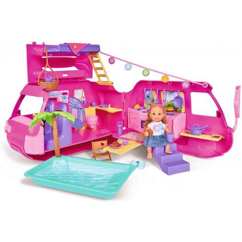 Simba Toys Evi Love - Evi baba lakóautóval (105733275038)