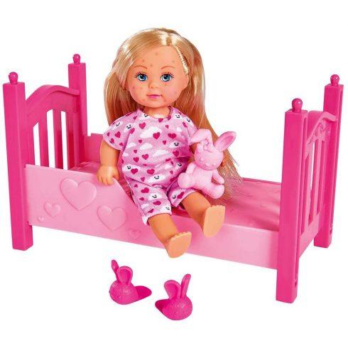 Simba Toys Evi Love - Evi baba betegágyban (105733407)