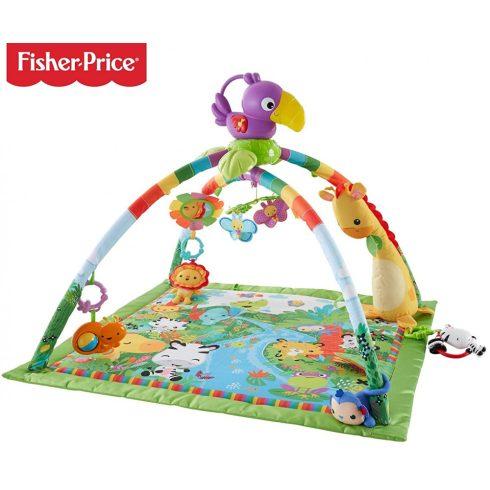 Mattel Fisher-Price DFP08 Esőerdős Deluxe játszószőnyeg