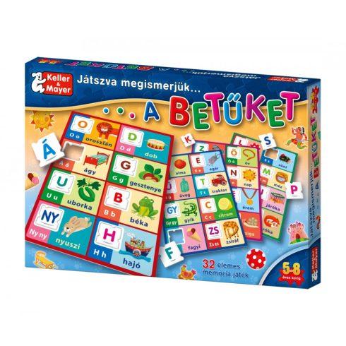 Keller & Mayer 712116 Játszva megismerjük a betűket