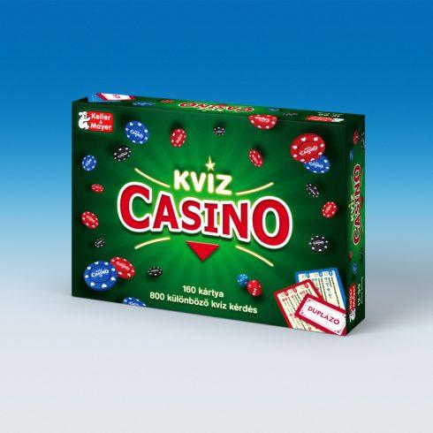 Keller & Mayer 713151 Kvíz Casino