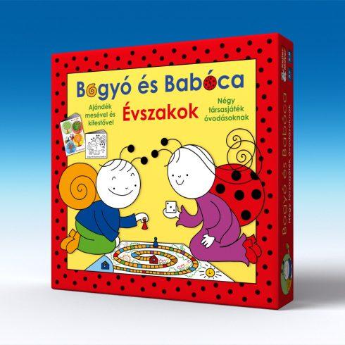 Keller & Mayer 713359 Bogyó és Babóca - Évszakok