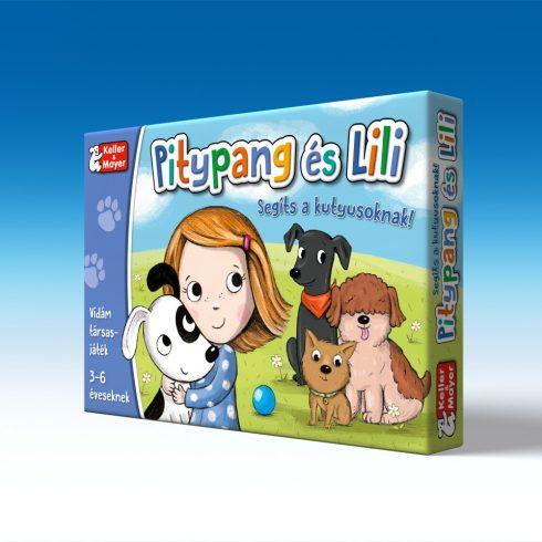 Keller & Mayer 713373 Pitypang és Lili