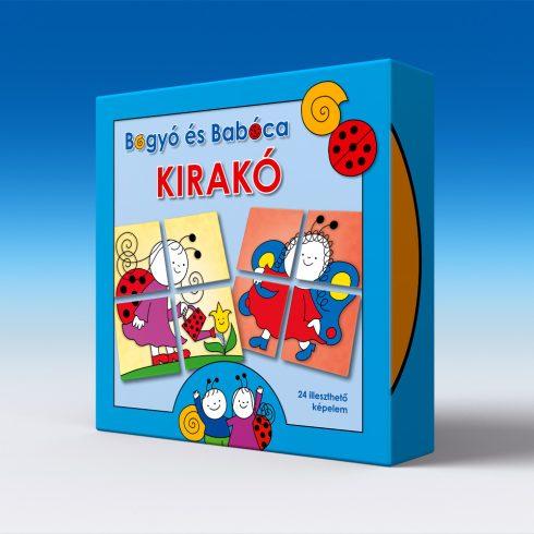 Keller & Mayer 713410 Bogyó és Babóca - Kirakó