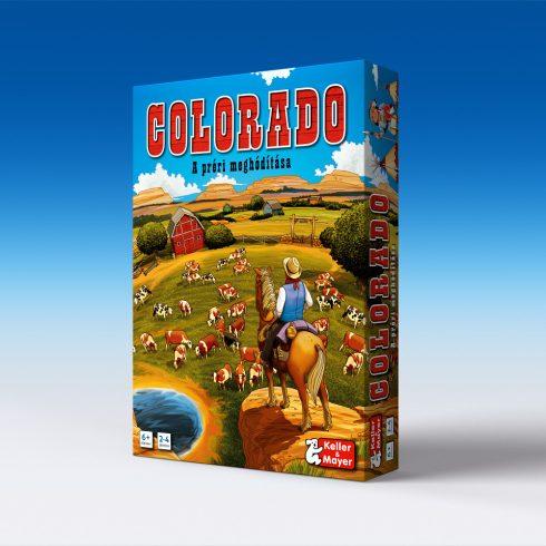 Keller & Mayer 713458 Colorado - A préri meghódítása