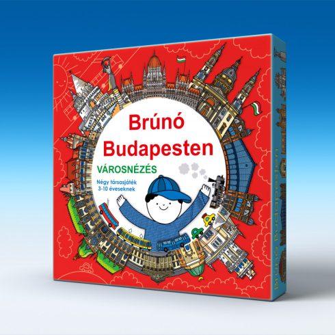 Keller & Mayer 713526 Brúnó Budapesten - Városnézés