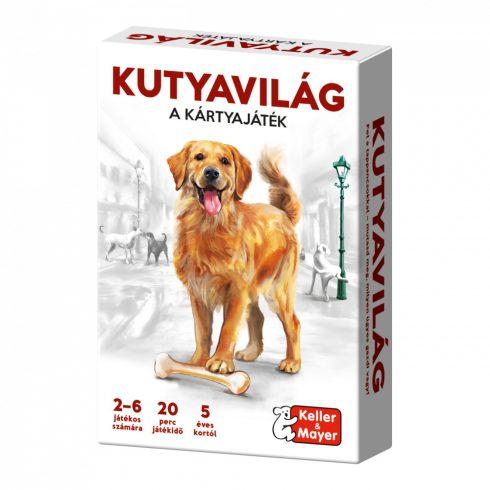 Keller & Mayer 713649 Kutyavilág - a kártyajáték