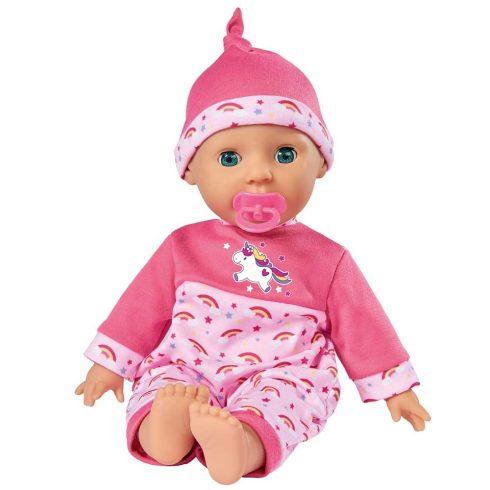 Simba Toys Laura - Beszélő, nevető interaktív lány baba 38cm (105140060)