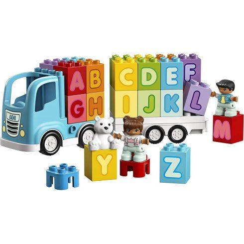 Lego Duplo 10915 Betűautó