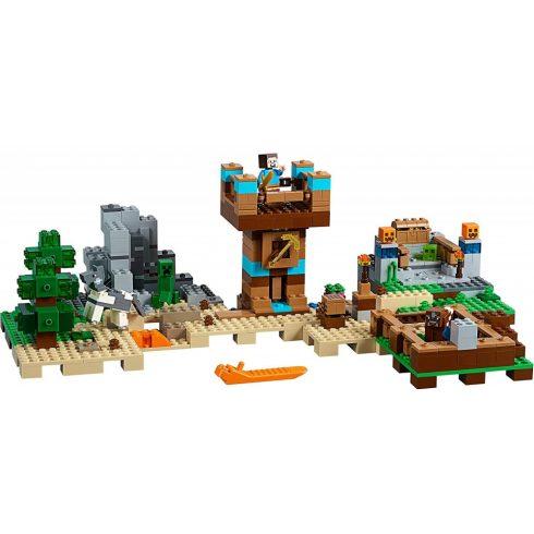Lego Minecraft 21135 Crafting láda 2.0