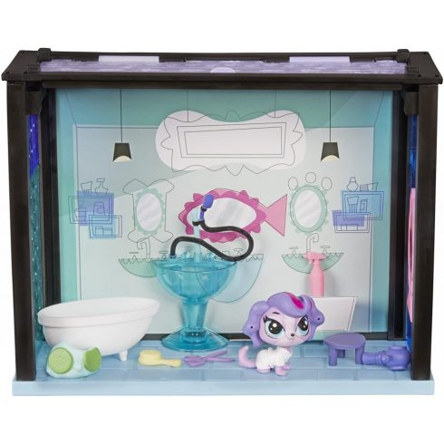 Hasbro Littlest Pet Shop LPS A8542 - Szépségszalon