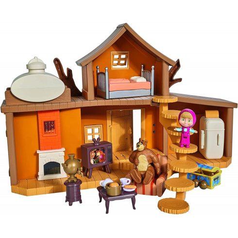 Simba Toys Mása és a medve - Nagy maciház (109301032)