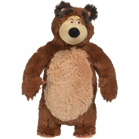 Simba Toys Mása és a medve - Álló plüss medve 40cm (109301058)
