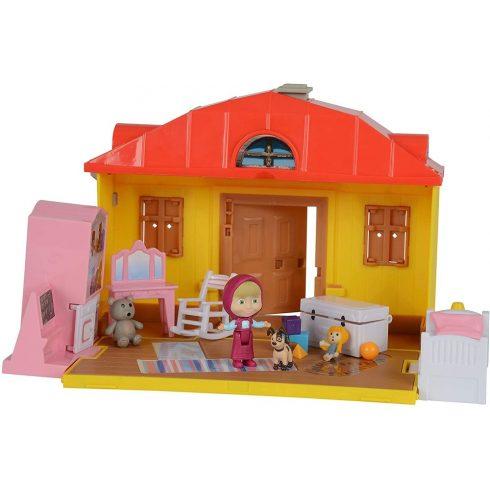 Simba Toys Mása és a medve - Mása háza (109301633)