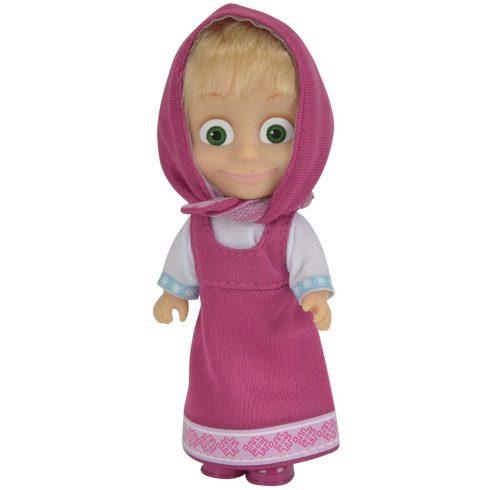 Simba Toys Mása és a medve - Mása baba lila ruhában (109301678)