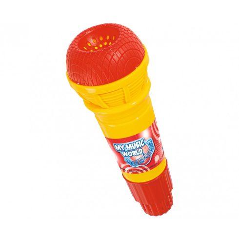 Simba Toys My Music World - Visszhangos játék mikrofon - sárga-piros (106830170)