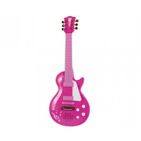 Simba Toys My Music World - Elektronikus játék rock gitár lányoknak (106830693)