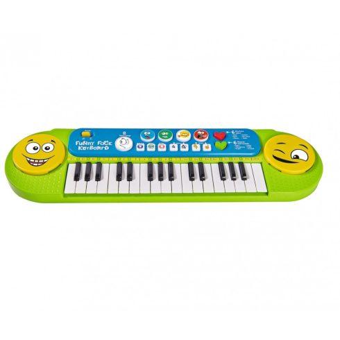 Simba Toys My Music World - Elektronikus játék szintetizátor mókás hangokkal és 32 billentyűvel (106834250)