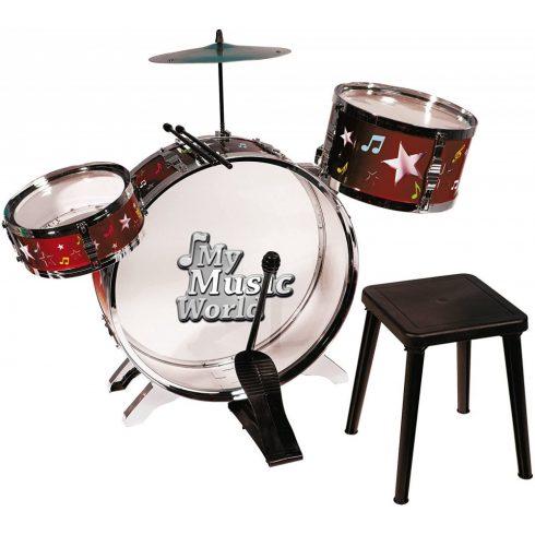 Simba Toys My Music World - Játék dobfelszerelés gyerekeknek (106839858)
