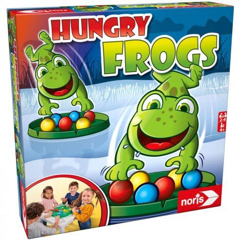 Noris - Hungry frogs - Éhes békák (606061859)
