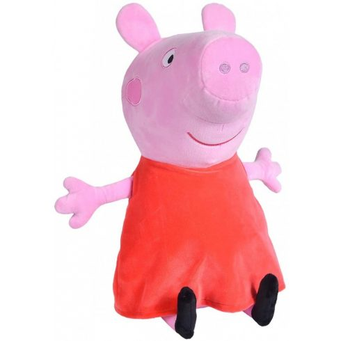 Simba Toys Peppa Pig - Peppa malac plüssfigura 33cm (109261002)