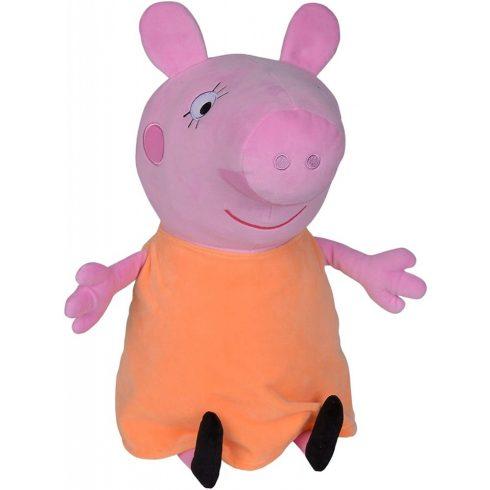 Simba Toys Peppa Pig - Peppa Mama malac plüssfigura 35cm (109261004)