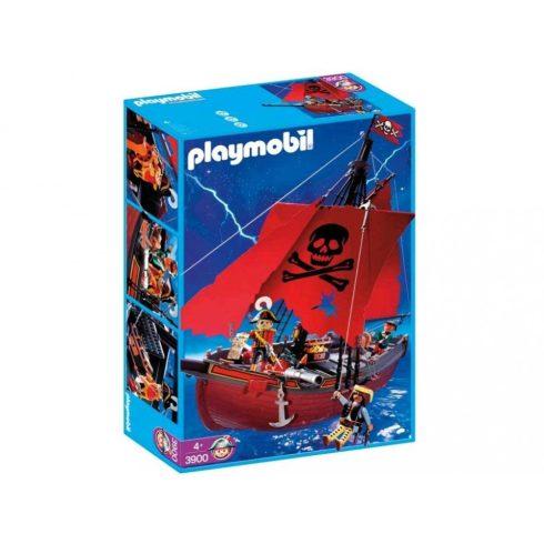 Playmobil 3900 Vörösvitorlás kalózhajó