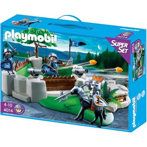 Playmobil 4014 Lovagbástya